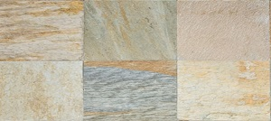 Golden Quartz Pool Pavers