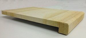 Teak Sandstone Drop Face Pool Coping