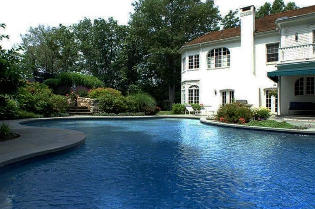 pool edge pavers