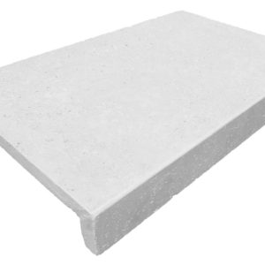 capri white rebate pool coping tile