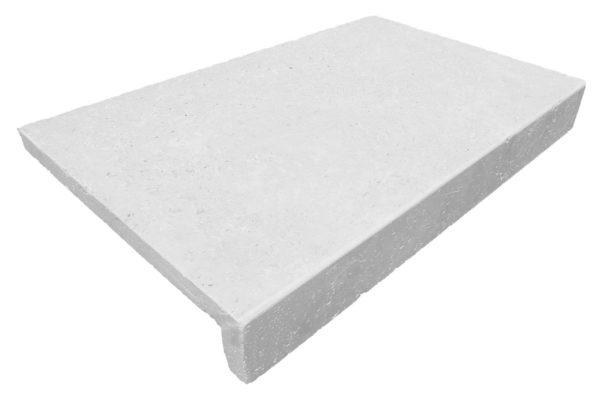 capri white rebate pool coping tile