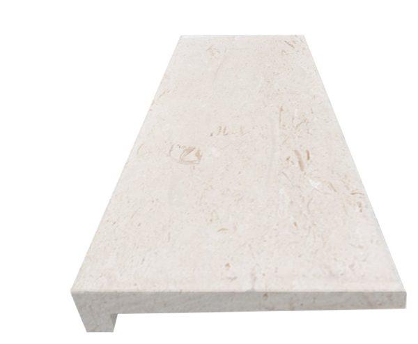 shell white limestone rebate